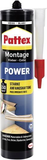 Pattex Power Montagekleber Farbe Weiß PXP37 370 g
