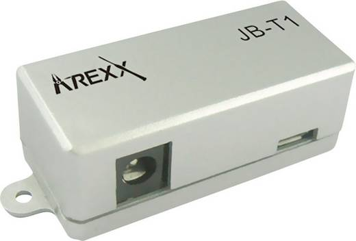 Arexx JB-T1 Anschlussbox JB-T1, Passend für PRO-66EXT, PRO-77ir, PRO-PT100, PRO-88msn JB-T1