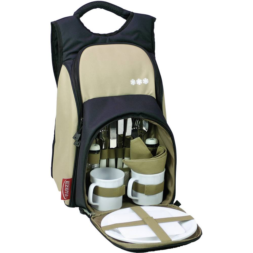 sac dos isotherme kc professional 10 beige noir 10 l classe energ tique n a ezetil sur le site. Black Bedroom Furniture Sets. Home Design Ideas