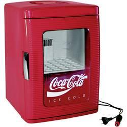 Mini chladnička / party chladiaci box Ezetil Coca-Cola MF25 12/230V, 12 V, 230 V, 23 l, červená