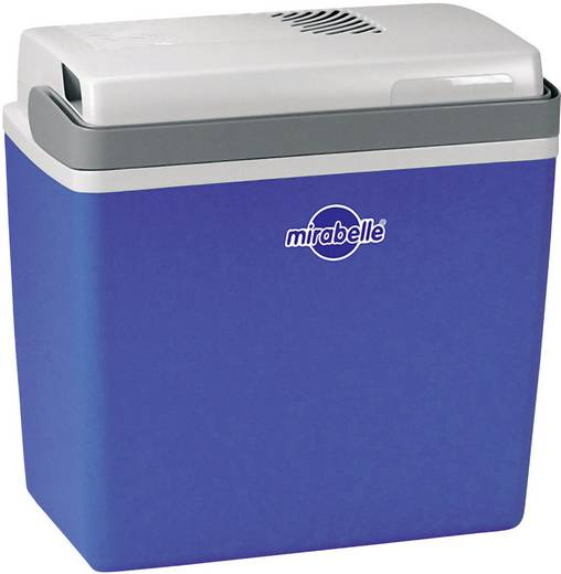 Kühlbox Thermoelektrisch Mirabelle E24 12 V Blau-Weiß 21.7 l EEK=n.rel. Ezetil