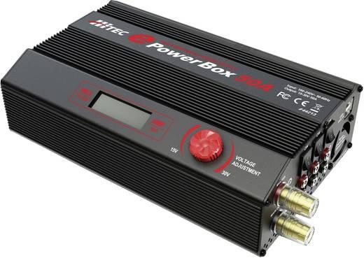 Modellbau-Netzteil regelbar Hitec Powerbox 50A 100 V/AC, 230 V/AC 50 A 1200 W