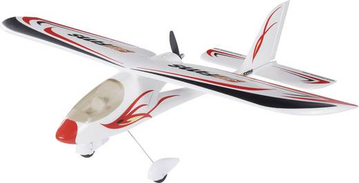 FMS Red Dragon Fly RC Motorflugmodell RtF 900 mm