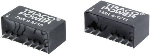 DC/DC-Wandler, Print TracoPower TMR 6-0522 5 V/DC 12 V/DC, -12 V/DC 250 mA 6 W Anzahl Ausgänge: 2 x