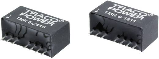 DC/DC-Wandler, Print TracoPower TMR 6-2419 24 V/DC 9 V/DC 666 mA 6 W Anzahl Ausgänge: 1 x