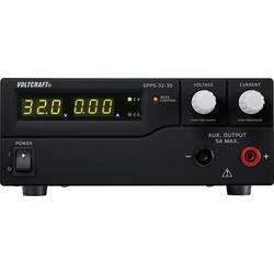 Laboratorní zdroj s nastavitelným napětím VOLTCRAFT DPPS-32-30, 1 - 32 V/DC, 0 - 30 A, 960 W;Kalibrováno dle ISO