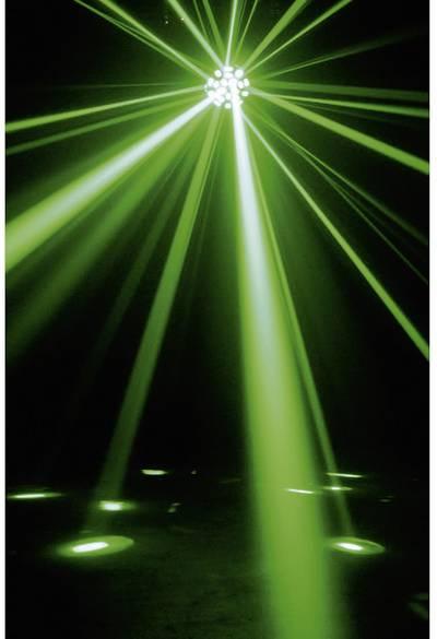 Faretto LED disco ADJ Vertigo HEX LED Numero di LED:2 x 12 W