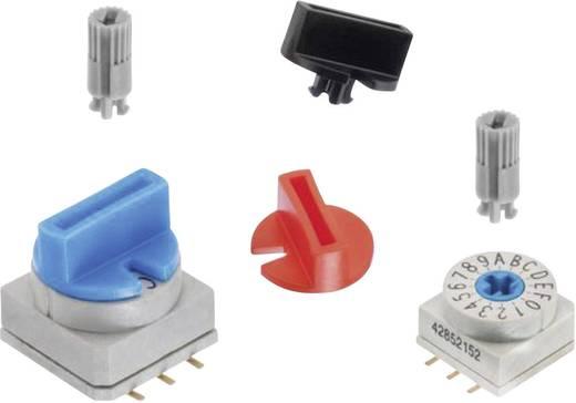 Segmentrad Rot (L x B) 10 mm x 10 mm Würth Elektronik 714286050 1 St.