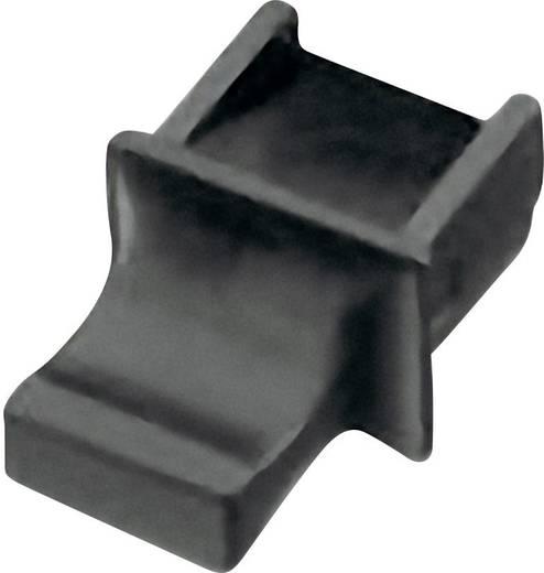 Abdeckkappe mit Griff für RJ45 Buchse Schwarz Würth Elektronik 726151101 1 St.