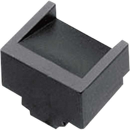 Abdeckkappe für RJ45 Buchse Schwarz Würth Elektronik 726151104 1 St.