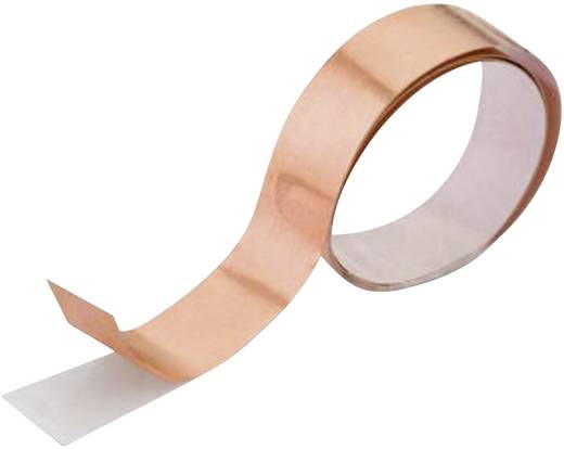 Abschirmband Würth Elektronik WE-CF Kupfer (L x B) 33 m x 20 mm Acryl Inhalt: 1 Rolle(n)
