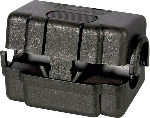 Klappferrit für HF-Anwendungen 140 Ω Kabel-Ø (max.) 12.5 mm (L x B x H) 35 x 31.5 x 28.3 mm Würth Elektronik STAR-GAP 74