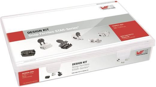 Ferrit-Sortiment Würth Elektronik 742711 44 Teile