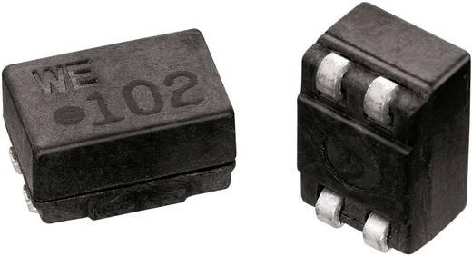 Line-Filter bifilar SMD 2000 µH 0.42 Ω 0.6 A Würth Elektronik WE-SL2 744221 1 St.