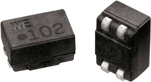 Line-Filter bifilar SMD 500 µH 0.15 Ω 1 A Würth Elektronik WE-SL2 744223 1 St.