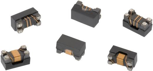 Line-Filter SMD 1206 Rastermaß 1206 mm 1 Ω 1000 Ω 0.23 A Würth Elektronik WE-CNSW 744232102 1 St.