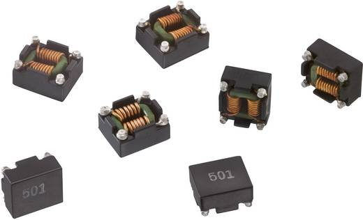 Line-Filter sektionell SMD 11 µH 0.03 Ω 1000 Ω 2.5 A Würth Elektronik WE-SL5 744273102 1 St.