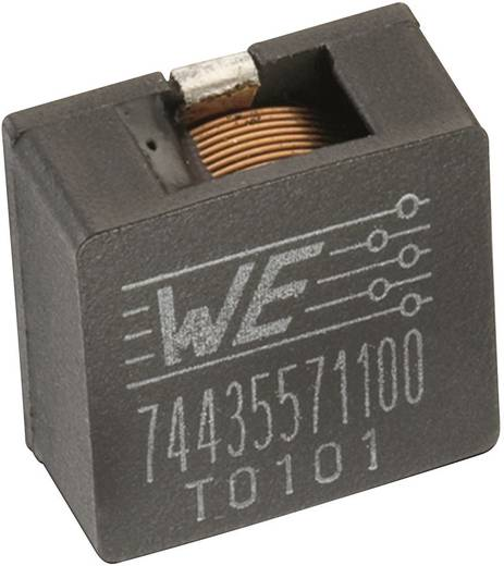 Induktivität SMD 1890 7.6 µH 20 A Würth Elektronik WE-HCI 7443557760 1 St.