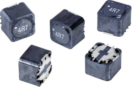 Speicherdrossel SMD 1260 4.7 µH 0.011 Ω 8.25 A Würth Elektronik 744771004 1 St.
