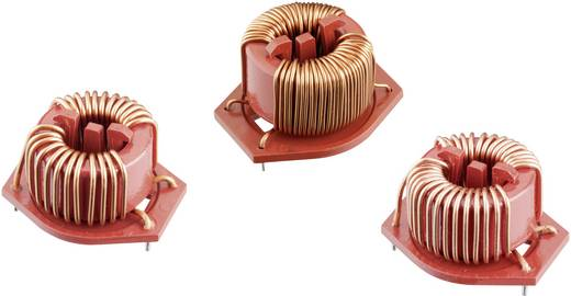 Drossel Ringkern, sektionell radial bedrahtet Rastermaß 27.5 mm 3300 µH 37 mΩ 5 A Würth Elektronik WE-CMBH 744834433 1