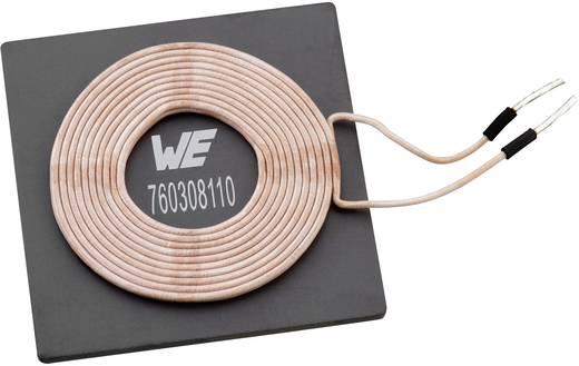 Induktivität radial bedrahtet Rastermaß 5 mm 24 µH 0.07 Ω 6 A Würth Elektronik WE-WPCC 760308110 1 St.