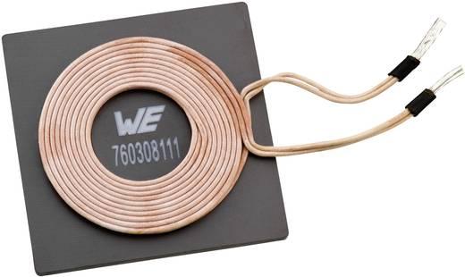 Induktivität radial bedrahtet Rastermaß 5 mm 6.3 µH 0.02 Ω 13 A Würth Elektronik WE-WPCC 760308111 1 St.