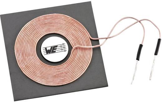 Induktivität radial bedrahtet Rastermaß 5 mm 10 µH 0.2 Ω 4.5 A Würth Elektronik WE-WPCC 760308201 1 St.