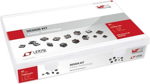 Speicherdrossel-Sortiment SMD Würth Elektronik Kit LT 744720 1 St.