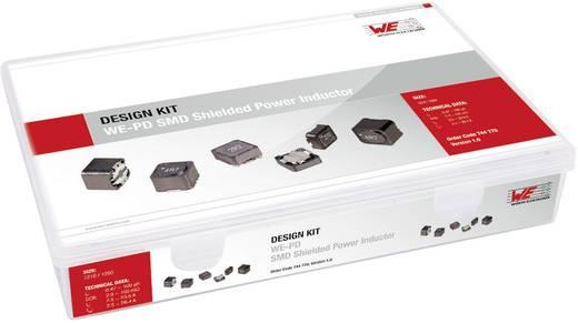 Speicherdrossel-Sortiment SMD Würth Elektronik Kit 744770 1 St.