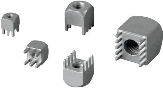 Buchsenleiste (Standard) WP Polzahl Gesamt 12 Würth Elektronik 7461058 Rastermaß: 2.54 mm 1 St.