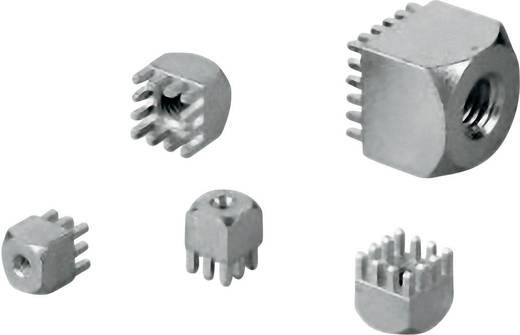 Buchsenleiste (Standard) WP Polzahl Gesamt 8 Würth Elektronik 7461148 Rastermaß: 2.54 mm 1 St.