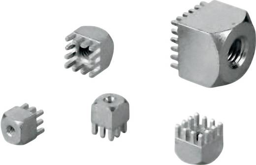 Würth Elektronik 7461148 Buchsenleiste (Standard) WP Polzahl Gesamt 8 Rastermaß: 2.54 mm 1 St.