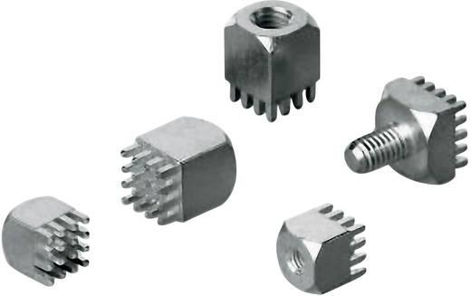 Buchsenleiste (Standard) WP Polzahl Gesamt 9 Würth Elektronik 7461093 Rastermaß: 2.54 mm 1 St.