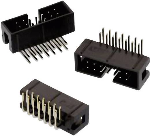 Stiftleiste (Standard) WR-BHD Polzahl Gesamt 16 Würth Elektronik 61201621721 Rastermaß: 2.54 mm 1 St.