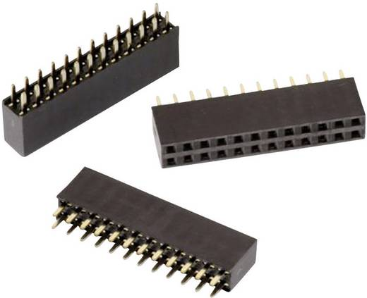 Buchsenleiste (Standard) WR-PHD Polzahl Gesamt 64 Würth Elektronik 61306421821 Rastermaß: 2.54 mm 1 St.