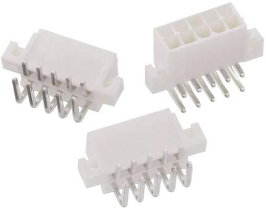 Würth Elektronik Stiftgehäuse-Kabel WR-MPC4 Polzahl Gesamt 12 Rastermaß: 4.20 mm 64901221022 1 St.