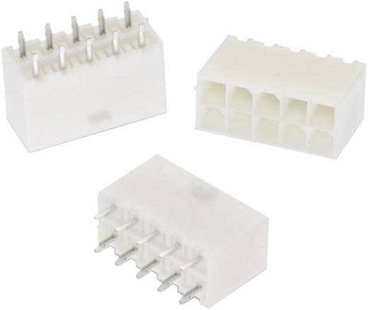 Einbau-Buchsenleiste (Standard) WR-MPC4 Polzahl Gesamt 6 Würth Elektronik 64900621122 Rastermaß: 4.20 mm 1 St.