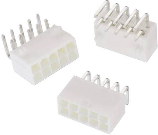 Einbau-Buchsenleiste (Standard) WR-MPC4 Polzahl Gesamt 16 Würth Elektronik 64901629522 Rastermaß: 4.20 mm 1 St.