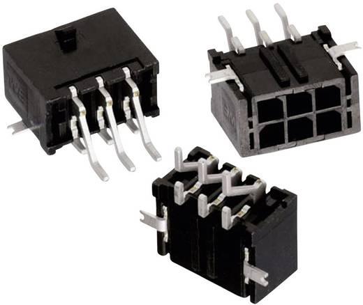 Einbau-Buchsenleiste (Standard) WR-MPC3 Polzahl Gesamt 6 Würth Elektronik 662006231722 Rastermaß: 3 mm 1 St.
