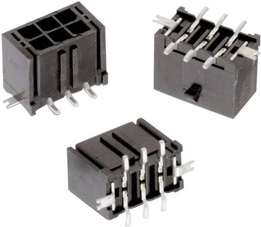 Einbau-Buchsenleiste (Standard) WR-MPC3 Polzahl Gesamt 6 Würth Elektronik 662006231822 Rastermaß: 3 mm 1 St.
