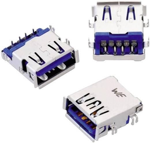 USB 3.0 Typ A liegend mit Versatz 1.04mm WR-COM Buchse, Einbau horizontal WR-COM Würth Elektronik Inhalt: 1 St.