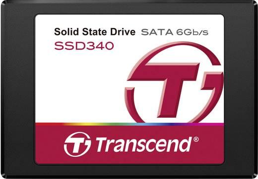 Interne SSD 6.35 cm (2.5 Zoll) 64 GB Transcend TS64GSSD340 Retail TS64GSSD340 SATA III