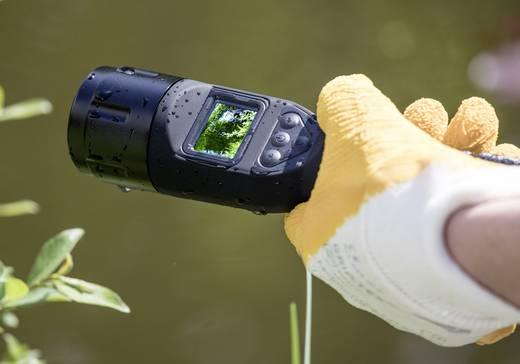 VOLTCRAFT IC-100HD LED Taschenlampe mit integrierter HD-Kamera, IP68 (wasserdicht) akkubetrieben 20 h 480 g