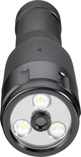 LED Taschenlampe mit integrierter HD-Kamera, IP68 (wasserdicht) VOLTCRAFT IC-100HD akkubetrieben 20 h 480 g