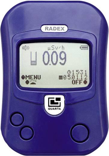 Geigerzähler Strahlung: Beta, Gamma, Röntgen RADEX RD1212 akustischer Warnton, inkl. Dosimeterfunktion