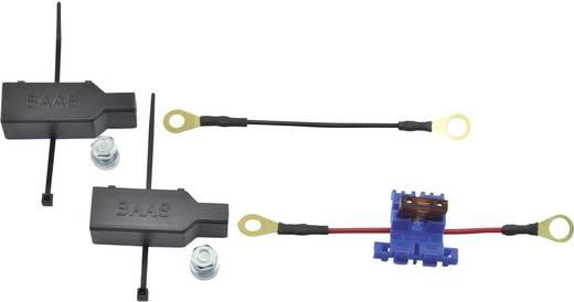 Batterie-Anschlussverteiler Pluspol, Minuspol BAAS ES03 Batterie-Verteiler ES03 1 St.