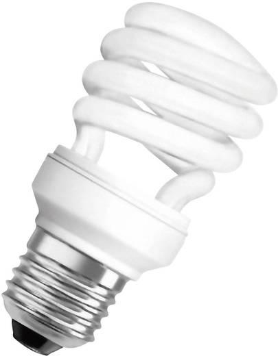 Energiesparlampe 106 mm OSRAM 230 V E14 12 W Warmweiß EEK: A Röhrenform 1 St.