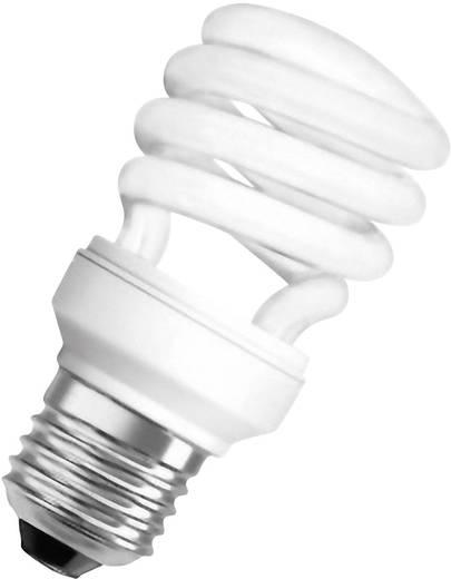 Energiesparlampe 129 mm OSRAM 230 V E27 20 W Warm-Weiß EEK: A Röhrenform Inhalt 1 St.