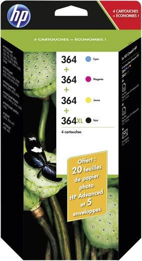 hp 364 schwarz cyan magenta gelb e5y85ae kaufen. Black Bedroom Furniture Sets. Home Design Ideas