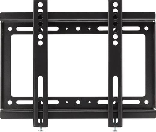 """SpeaKa Professional Slim Fix TV-Wandhalterung 35,6 cm (14"""") - 106,7 cm (42"""") Starr"""